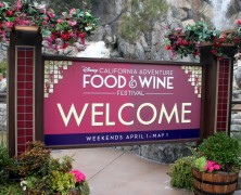 Episode 29: Disney California Adventure Food and Wine Festival Review